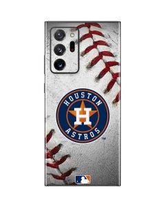 Houston Astros Game Ball Galaxy Note20 Ultra 5G Skin