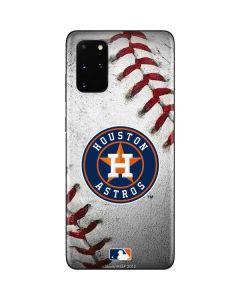 Houston Astros Game Ball Galaxy S20 Plus Skin