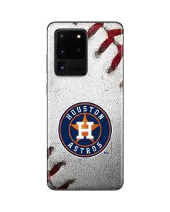 Houston Astros Game Ball Galaxy S20 Ultra 5G Skin