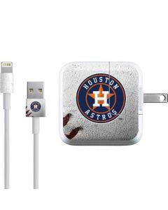 Houston Astros Game Ball iPad Charger (10W USB) Skin