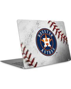 Houston Astros Game Ball Apple MacBook Air Skin