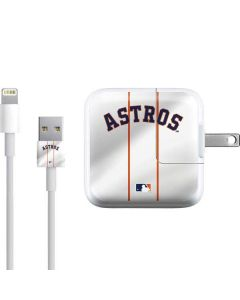 Houston Astros Home Jersey iPad Charger (10W USB) Skin