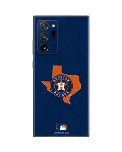 Houston Astros Home Turf Galaxy Note20 Ultra 5G Skin