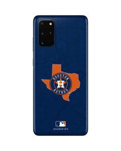 Houston Astros Home Turf Galaxy S20 Plus Skin
