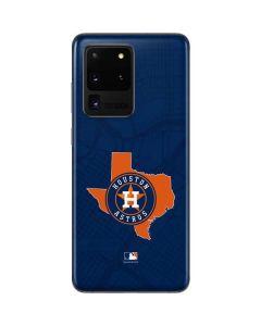 Houston Astros Home Turf Galaxy S20 Ultra 5G Skin