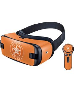 Houston Astros Monotone Gear VR with Controller (2017) Skin