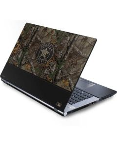 Houston Astros Realtree Xtra Camo Generic Laptop Skin