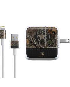 Houston Astros Realtree Xtra Camo iPad Charger (10W USB) Skin