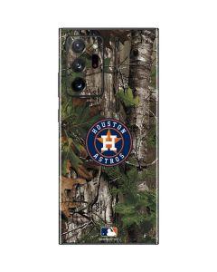 Houston Astros Realtree Xtra Green Camo Galaxy Note20 Ultra 5G Skin