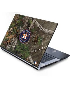 Houston Astros Realtree Xtra Green Camo Generic Laptop Skin