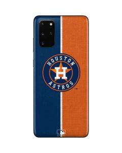 Houston Astros Split Galaxy S20 Plus Skin