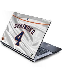 Houston Astros Springer #4 Generic Laptop Skin