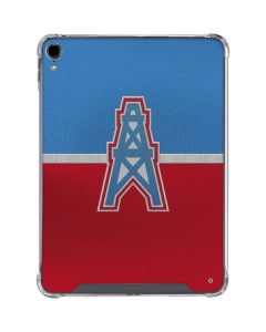 Houston Oilers Vintage iPad Pro 11in (2018-19) Clear Case