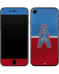 Houston Oilers Vintage iPhone SE Skin