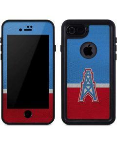 Houston Oilers Vintage iPhone SE Waterproof Case