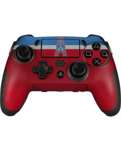 Houston Oilers Vintage PlayStation Scuf Vantage 2 Controller Skin