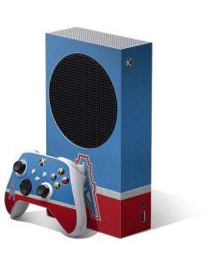 Houston Oilers Vintage Xbox Series S Bundle Skin
