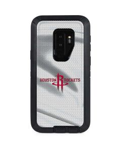 Houston Rockets Home Jersey Otterbox Defender Galaxy Skin