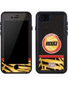 Houston Rockets Retro Palms iPhone 7 Waterproof Case