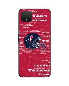 Houston Texans - Blast Google Pixel 4 XL Skin
