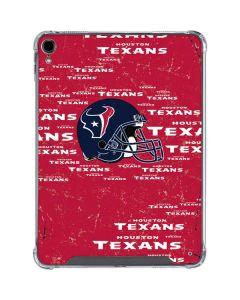 Houston Texans - Blast iPad Pro 11in (2018-19) Clear Case