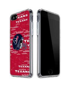 Houston Texans - Blast iPhone SE Clear Case