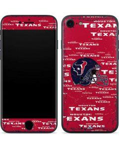 Houston Texans - Blast iPhone SE Skin