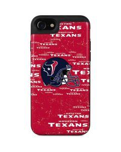 Houston Texans - Blast iPhone SE Wallet Case