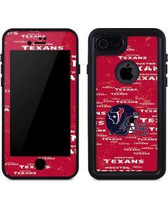 Houston Texans - Blast iPhone SE Waterproof Case