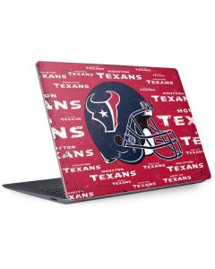 Houston Texans - Blast Surface Laptop 3 13.5in Skin