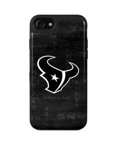 Houston Texans Black & White iPhone SE Wallet Case