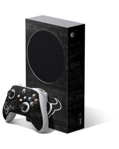 Houston Texans Black & White Xbox Series S Bundle Skin
