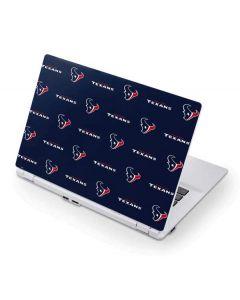 Houston Texans Blitz Series Acer Chromebook Skin