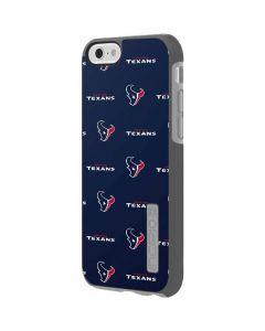 Houston Texans Blitz Series Incipio DualPro Shine iPhone 6 Skin