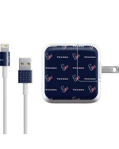 Houston Texans Blitz Series iPad Charger (10W USB) Skin
