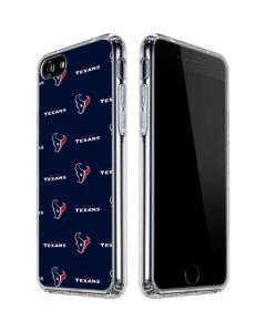 Houston Texans Blitz Series iPhone SE Clear Case