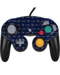 Houston Texans Blitz Series Nintendo GameCube Controller Skin