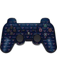 Houston Texans Blitz Series PS3 Dual Shock wireless controller Skin