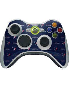 Houston Texans Blitz Series Xbox 360 Wireless Controller Skin