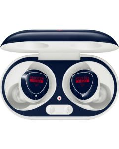 Houston Texans Blue Performance Series Galaxy Buds Plus Skin