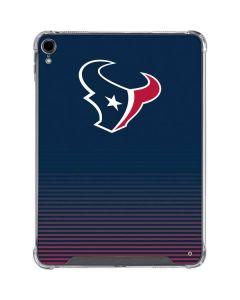 Houston Texans Breakaway iPad Pro 11in (2018-19) Clear Case