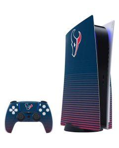 Houston Texans Breakaway PS5 Bundle Skin