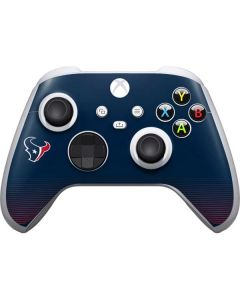 Houston Texans Breakaway Xbox Series S Controller Skin