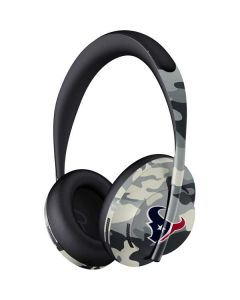 Houston Texans Camo Bose Noise Cancelling Headphones 700 Skin