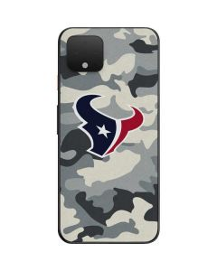 Houston Texans Camo Google Pixel 4 Skin