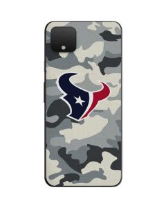 Houston Texans Camo Google Pixel 4 XL Skin