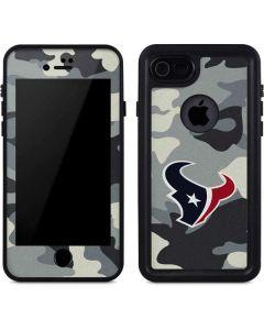 Houston Texans Camo iPhone SE Waterproof Case
