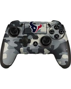 Houston Texans Camo PlayStation Scuf Vantage 2 Controller Skin