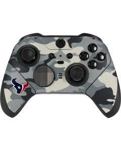Houston Texans Camo Xbox Elite Wireless Controller Series 2 Skin