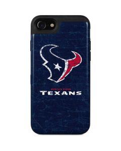 Houston Texans Distressed iPhone SE Wallet Case